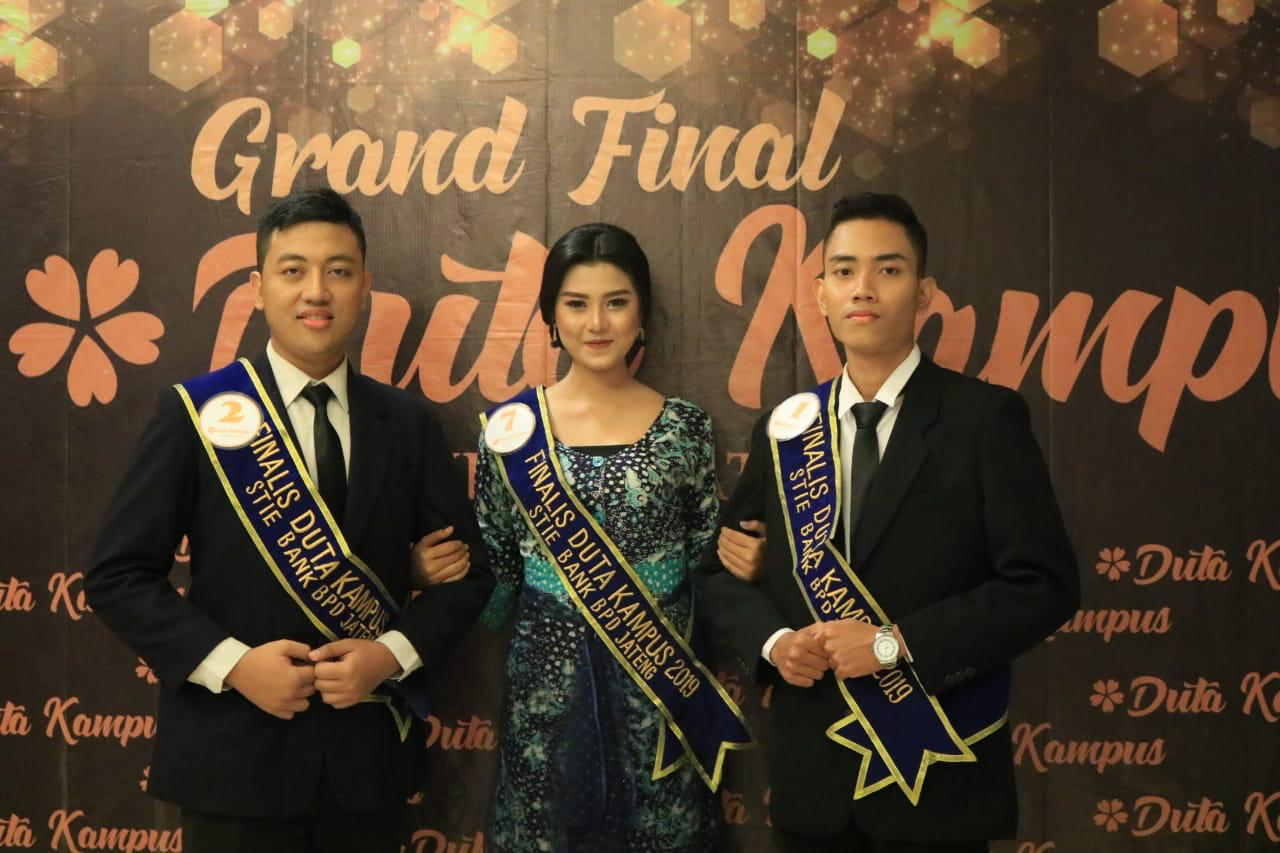 Grand Final Duta Kampus STIE Bank BPD Jateng 4 Mei 2019