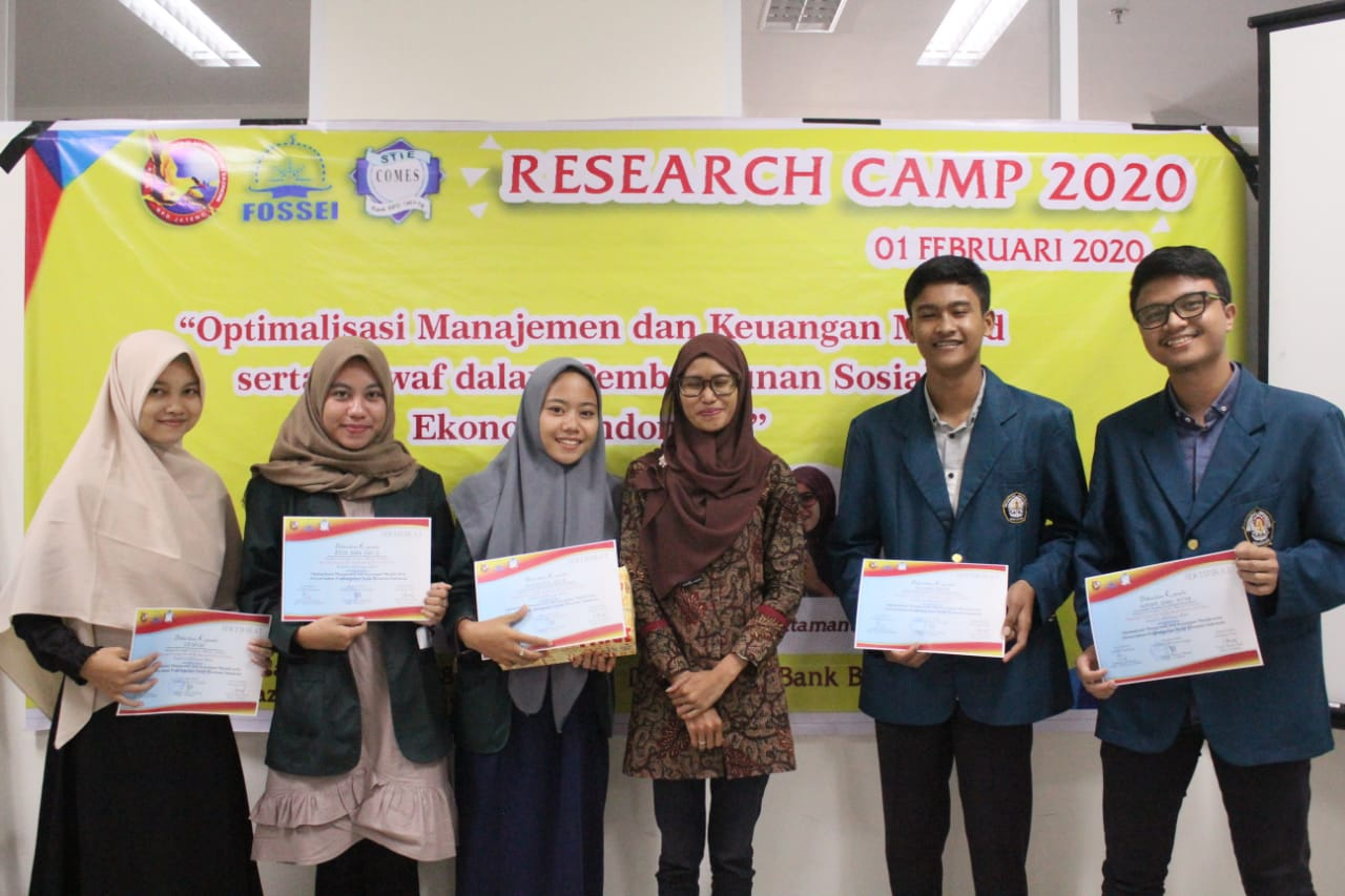 RESEARCH CAMP 2020